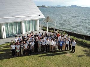 邱建荣教授参加日本第48届青年玻璃科学家讨论会并作Plenary报告